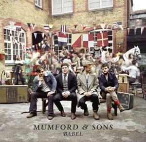 Mumford & Sons; Babel babelcoverart-300x291